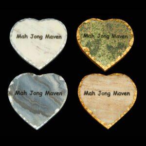 Inspired Generations Mah Jong Maven Coasters