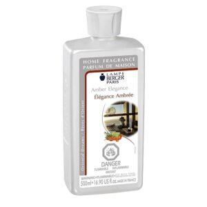 Amber Elegance Lampe Maison Berger Fragrance 500ml - 415305