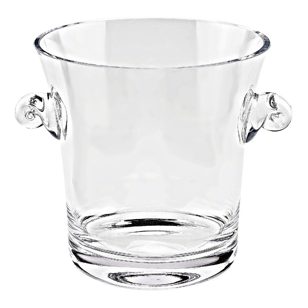"H198 Badash Donovan 7.25/"" Optical Crystal Bud Vase"