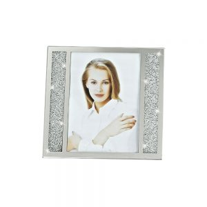 Badash Crystal Lucerne Crystalized Picture Frame 5x7 inch - SU384