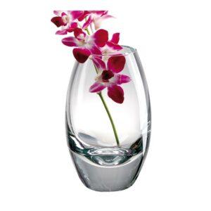 Badash Crystal Radiant European Mouth Blown Crystal 10 inch Vase - K2251