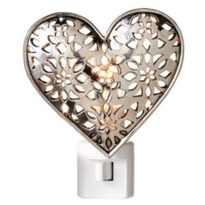 CBK Inspired Home Heart Night Light - 157465