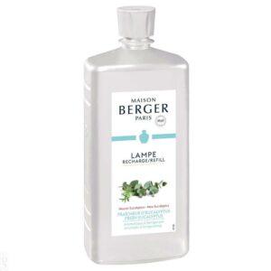 Fresh Eucalyptus Lampe Maison Berger Fragrance 1 Liter - 416319