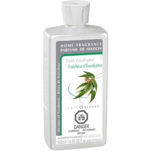 Fresh Eucalyptus Lampe Maison Berger Fragrance 500ml - 415319