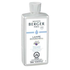 Fresh Linen Lampe Maison Berger Fragrance 1 Liter - 416011