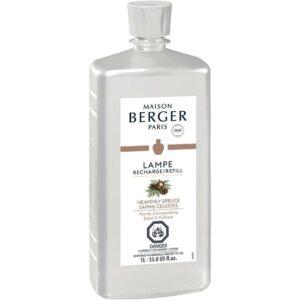 Heavenly Spruce Lampe Maison Berger Fragrance 500ml - 415057