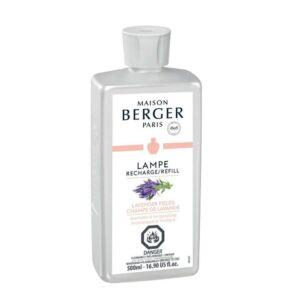Lavender Fields Lampe Maison Berger Fragrance 1 Liter - 416000