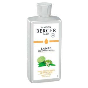 Lemon Flower Lampe Maison Berger Fragrance 500ml - 415045