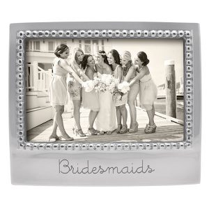 Mariposa Bridesmaids Beaded 4x6 Frame