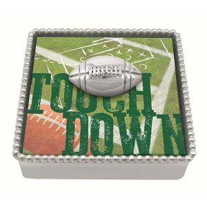 Mariposa Football Beaded Nakin Box