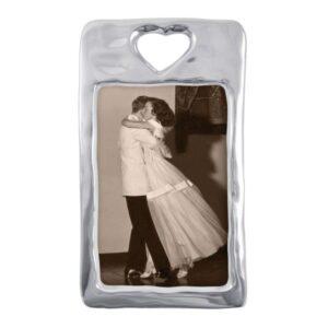 Mariposa Open Heart 4x6 Frame