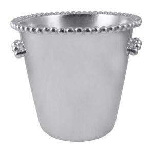 Mariposa Pearled Individual Ice Bucket