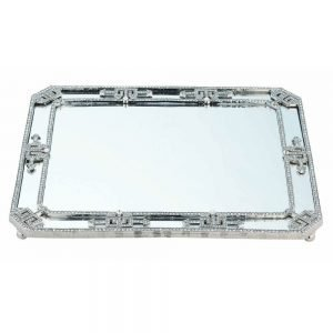 Olivia Riegel Deco Mirror Tray - VT1502