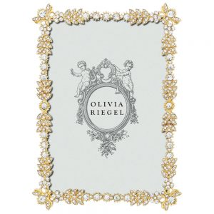Olivia Riegel Gold Duchess 4 x 6 inch Frame - RT4501