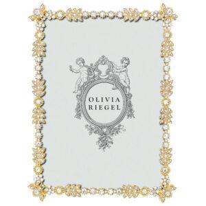 Olivia Riegel Gold Duchess 5 x 7 inch Frame - RT4502