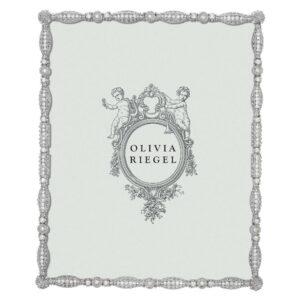 Olivia Riegel Silver Asbury 8 x 10 inch Frame - RT1643