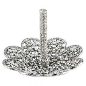 Olivia Riegel Silver Princess Ring Holder - RH1102
