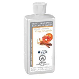 Orange Cinnamon Lampe Maison Berger Fragrance 500ml - 415018