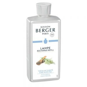 Pure White Tea Lampe Maison Berger Fragrance 500ml - 415361
