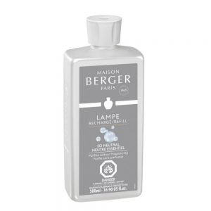 So Neutral Unscented Lampe Maison Berger Fragrance 500ml - 415012
