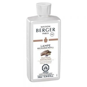 Wild Wood Lampe Maison Berger Fragrance 500ml - 415187