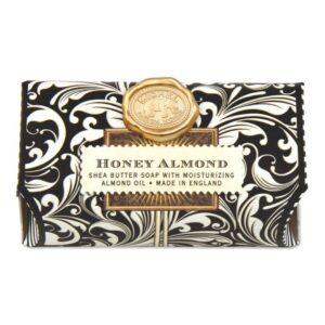 Michel Design Works Honey Almond Large Soap SOAL182