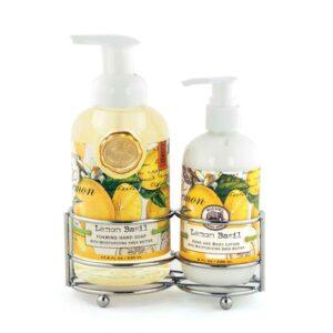 Michel Design Works Lemon Basil Handcare Caddy CAD8