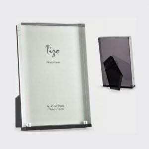 Tizo Design Black Lucite Frame HA158BK