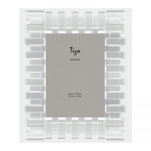 Tizo Design Crystal Glass Block Picture Frame PH1850