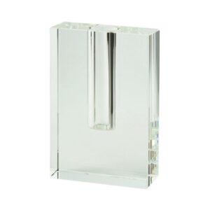 Tizo Design Crystal Glass Rectangle Vase PH402VAS