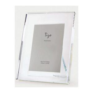 Tizo Design Plain Crystal Glass Picture Frame PH1050