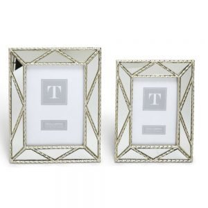 Twos Company Montaigne Mirrored Frames - 52740-20