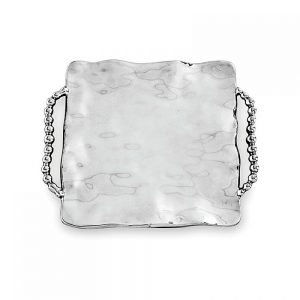 Beatriz Ball PEARL Square Tray with Perla Handles-6682