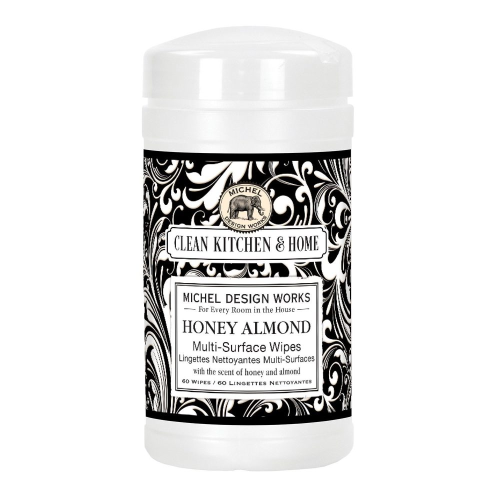 Almond Multi-surface Wipes