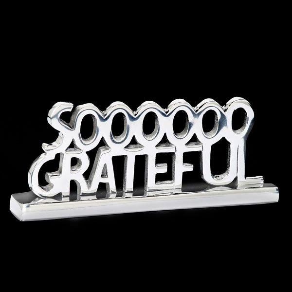 So Grateful Sign