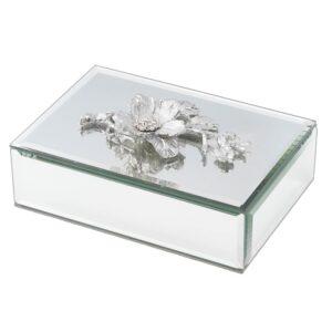 Silver Botanica Box