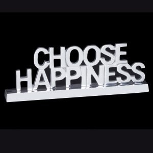 Choose Happiness Sign