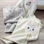 Giftcraft Lil Llama Knit Blanket