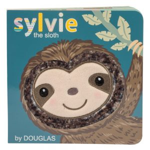 Sylvie the Sloth Book