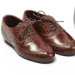 Oxford Wingtip Shoe Paperweight