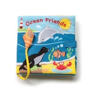 "Demdaco <a href=""https://lifestylesgiftware.com/product/demdaco-ocean-friends-book-with-sound/"">Ocean Friends Book with Sound</a>"