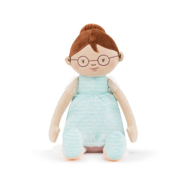 Demdaco Brunette Doll