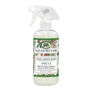 Multi-surface spray