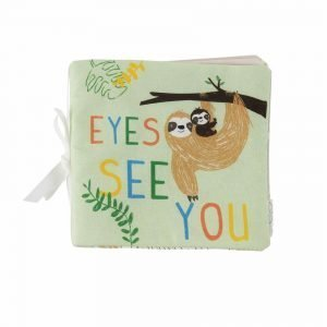 Mud Pie Eyes See You Book