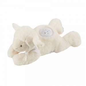 Mud Pie Light Up Plush Lamb
