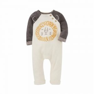 Mud Pie Lion One Piece