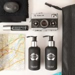 Portus Cale Black Edition Travel Set