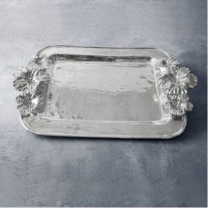 Hibiscus XL Platter