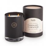 Firefly Mahogany Teakwood Candle