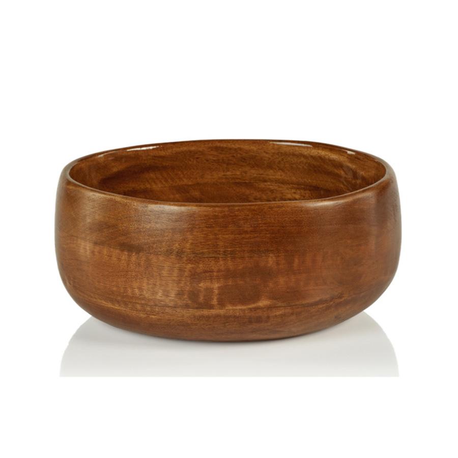 Large Mango Wood Bowl